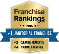 Anago is proud to be ranked as Franchise Rankings #1 Janitorial Franchise