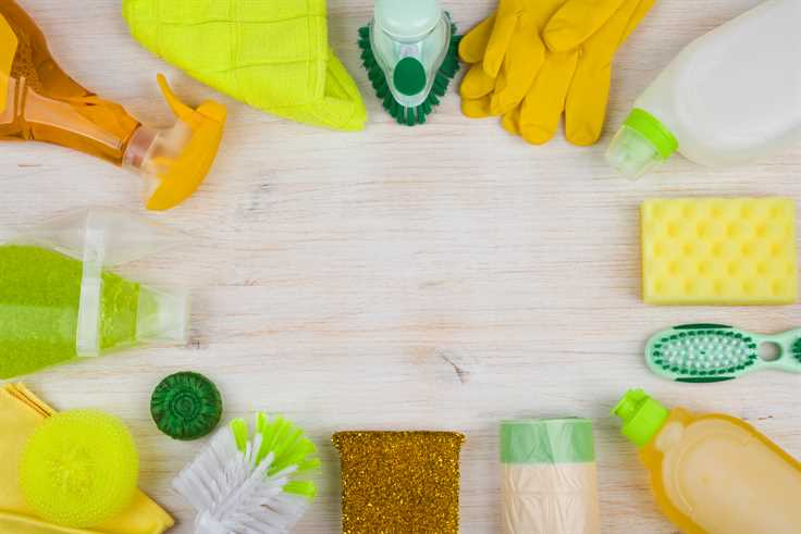 Benefits Of Using Green Cleaning Products At Home