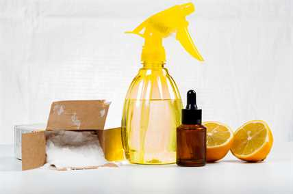 Benefits of Green Cleaning Products at Home