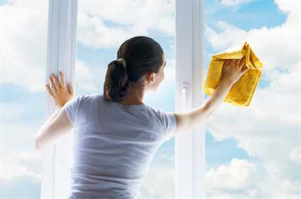 works best for your window cleaning